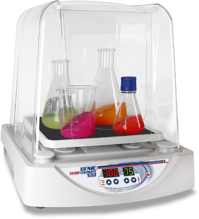Genie Temp-Shaker 100 Incubated Orbital Shaker from Scientific Industries - Available at Pipette_Com